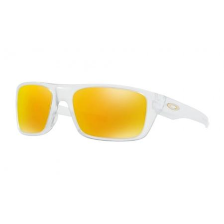 Očala Oakley DROP POINT - OO9367 Matte Clear-Fire Iridium