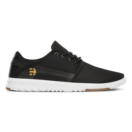 Čevlji Etnies SCOUT - Black-White-Gum