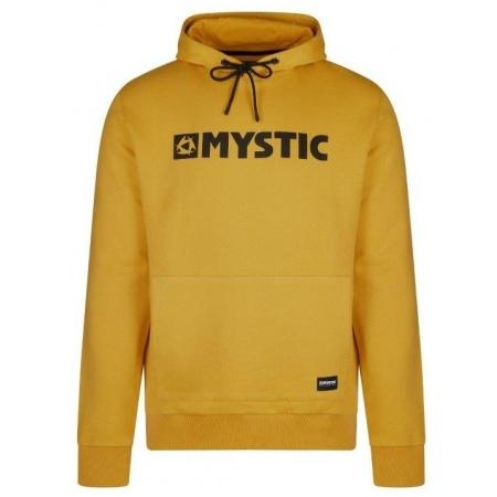 Majica Mystic BRAND HOOD - 775 Mustard