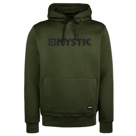 Majica Mystic BRAND HOOD - 671 Moss