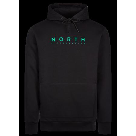 Majica North SOLO Hood - 900 Black