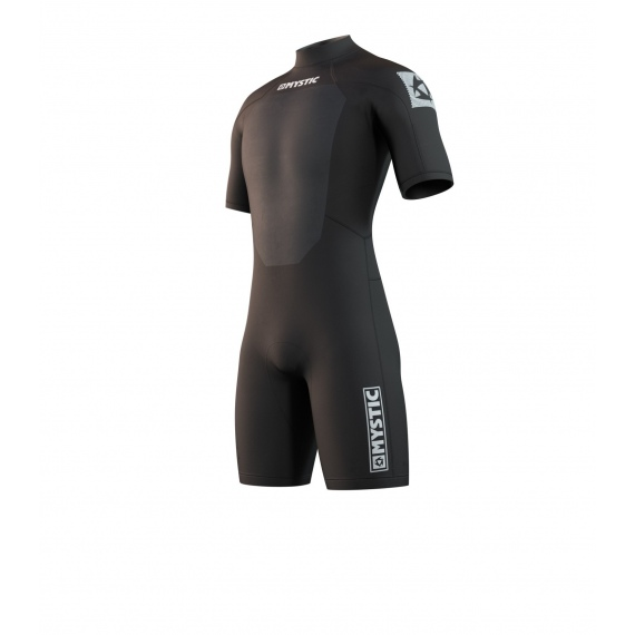 Mystic Obleka BRAND 3-2 Shorty Backzip - 900 Black