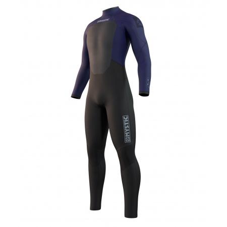 Mystic Obleka STAR 5-3 Backzip - 449 Night Blue