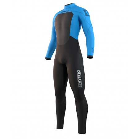 Mystic Obleka STAR 4-3 Backzip - 417 Global Blue
