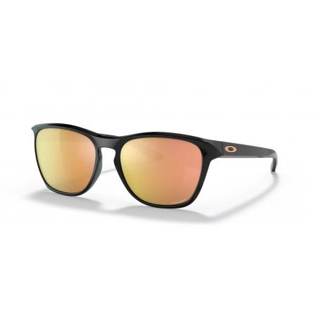 Očala Oakley MANORBURN - 9479-05 Polished Black-Prizm Rose Gold