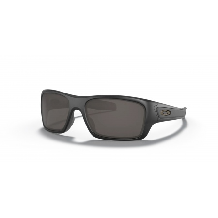 Očala Oakley TURBINE XS - 9003-1857 Matte Black-Prizm Grey
