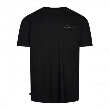 Mystic ICE SS T-Shirt - 900 Black