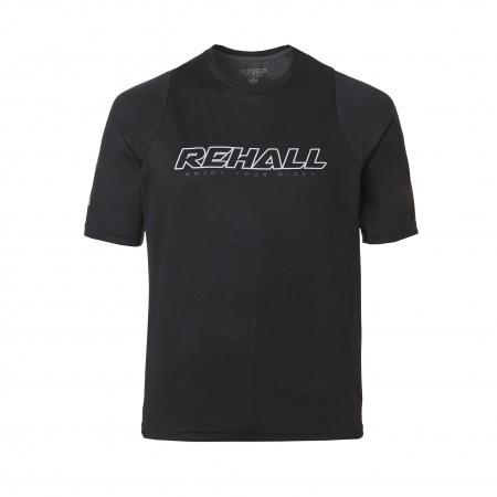 Majica Rehall JERRY SS - 1000 Black
