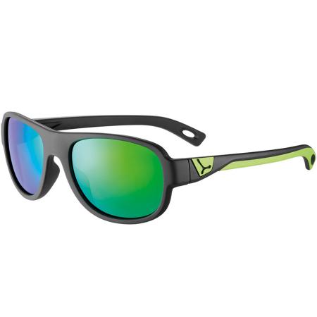 Očala Cebe ZAC - Matte Black Lime-Blue Light Grey-Green