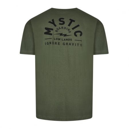 Majica Mystic LOWE SS - 615 Army
