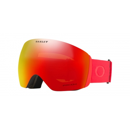 Očala Oakley FLIGHT DECK XL - 7050-A3 Redline-Prizm Snow Torch