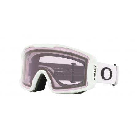 Očala Oakley LINE MINER XM - 7093-47 Matte White-Prizm Snow Clear