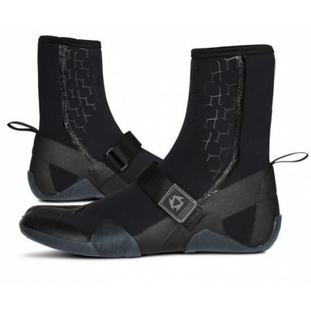 Mystic Čevlji MARSHALL BOOT 5mm Split Toe - 900 Black