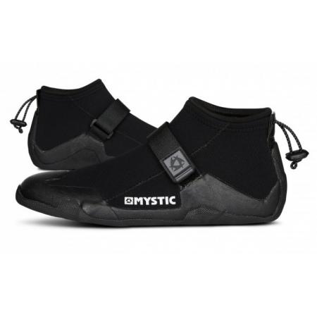 Mystic Čevlji STAR SHOE 3mm Round Toe - 900 Black