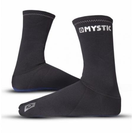 Mystic METALITE SPLIT Toe Socks - 900 Black