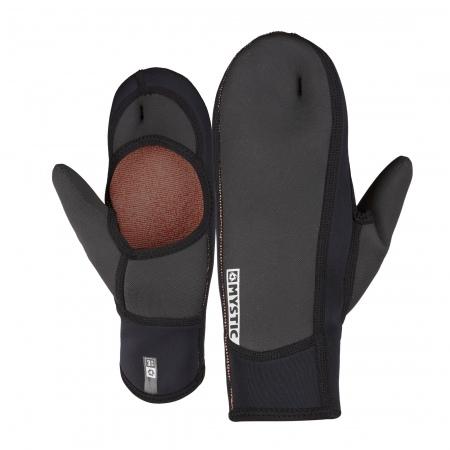 Mystic Rokavice STAR Glove 3mm Open Palm - 900 Black