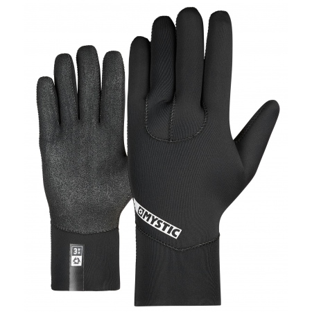 Mystic Rokavice STAR Glove 3mm 5Finger - 900 Black