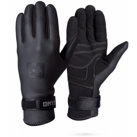 Mystic Rokavice SMOOTH Glove 2mm - 900 Black