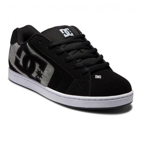 Čevlji DC NET - Black-Grey-Grey