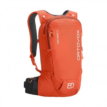 Nahrbtnik Ortovox FREE RIDER 22 - Desert Orange