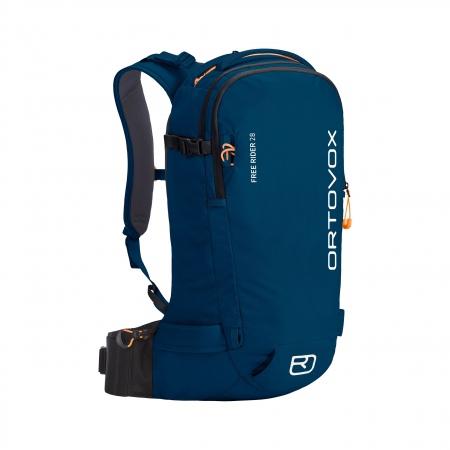 Nahrbtnik Ortovox FREE RIDER 28 - Petrol Blue