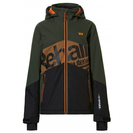 Jakna Rehall REED-R Junior - 9501 Copper Brown