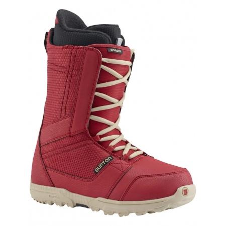Snowboard Čevlji Burton INVADER - Red