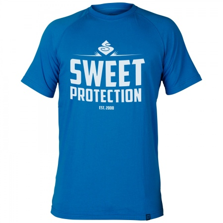 Majica Sweet Protection ORNAMENT SS - Flash Blue