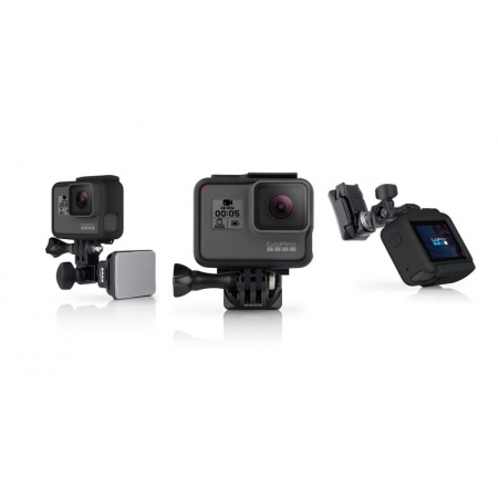 GoPro HELMET Front+Side Mount