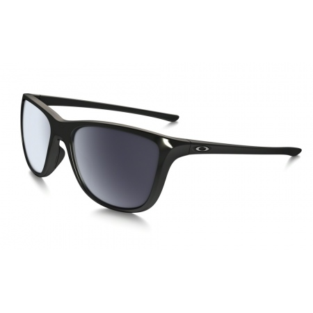 Očala Oakley REVERIER - 9362-0155 Polished Black-Grey