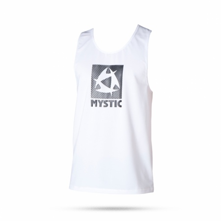 Quickdry Mystic STAR Tanktop - 100 White