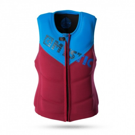 MY.Jopič Star Wake vest - Bordeaux