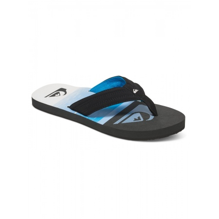 Japonke Quiksilver BASIS - Xkbw Black-Blue-White