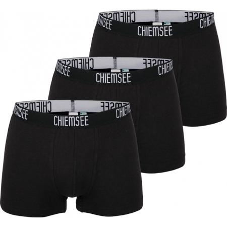 Spodnje Hlače Chiemsee ANDRE 3 ( 3 pari ) - 999 Black