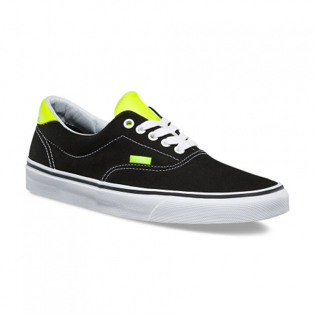 Čevlji Vans ERA 59 - Vj Black-Neon Yellow
