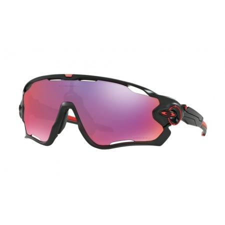 Očala Oakley JAW Breaker - 9290-2031 Matte Black-Prizm Road