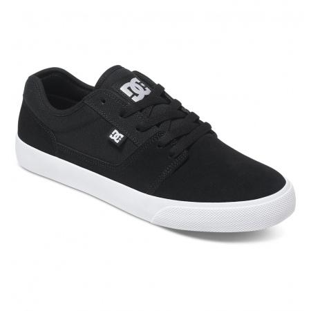 Čevlji DC TONIK - Xkwk Black-White-Black