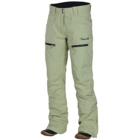 Hlače Rehall TURYSA-R - 88290 Sage Green