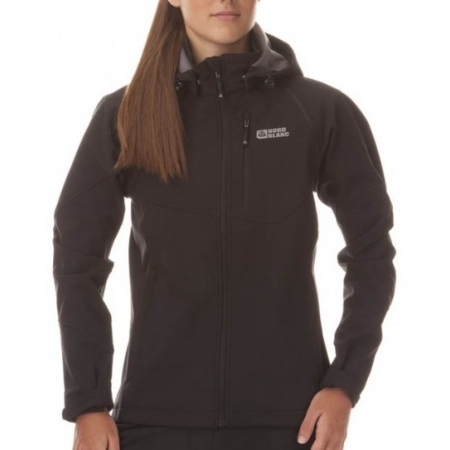Jakna Nord Blanc ERUPTION 2 in 1 - Crn Black