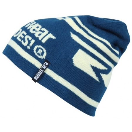 Rehall CREED-R Beanie - 88463 Legion Blue-Garden Glade