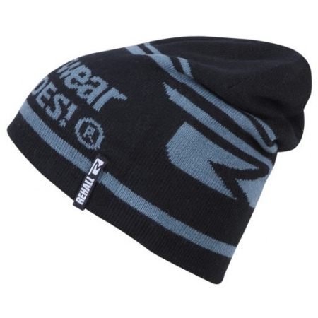 Rehall CREED-R Beanie - 88465 Pirate Black-Storm Grey