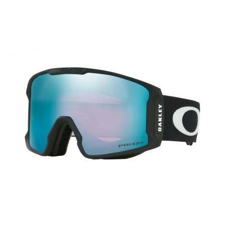 Očala Oakley LINE MINER - 7070-04 Matte Black-Prizm Sapphire Iridium