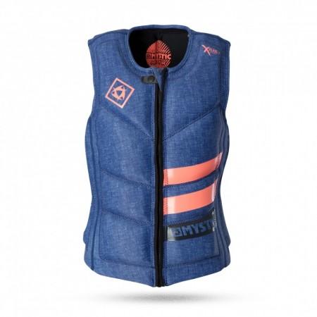 Mystic Jopič X series wake vest - 400 Blue