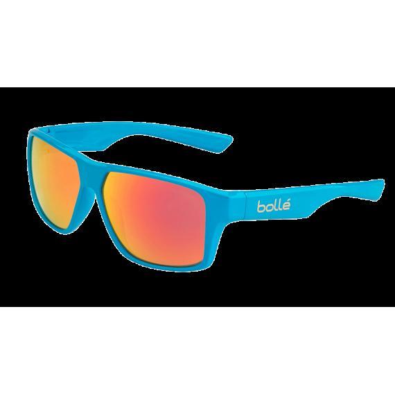 Očala Bolle BRECKEN - 0 Matte Cyan-Tns Fire