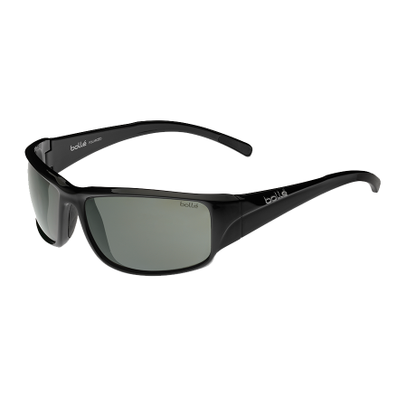 Očala Bolle KEELBACK - 0 Shiny Black-Polarized Tns Oleo Af 8 Base