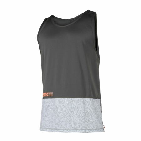 Quickdry Mystic DRIP Tanktop - 317 Orange Grey