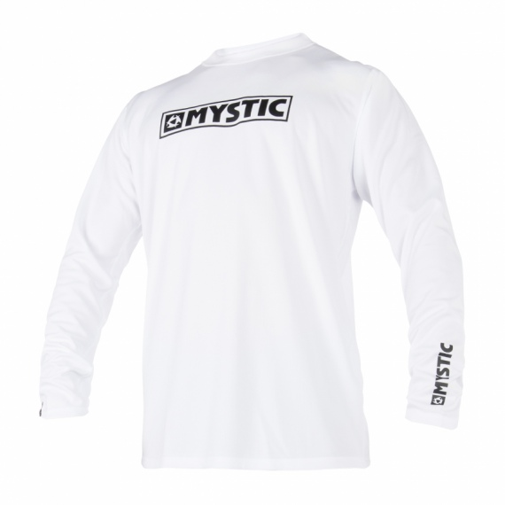 Quickdry Mystic STAR LS - 100 White