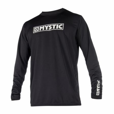 Quickdry Mystic STAR LS - 900 Black