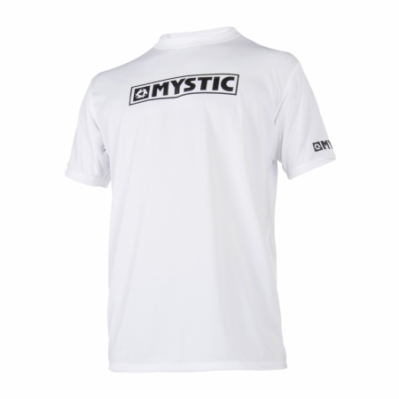 Quickdry Mystic STAR SS - 100 White