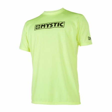 Quickdry Mystic STAR SS - 650 Lime